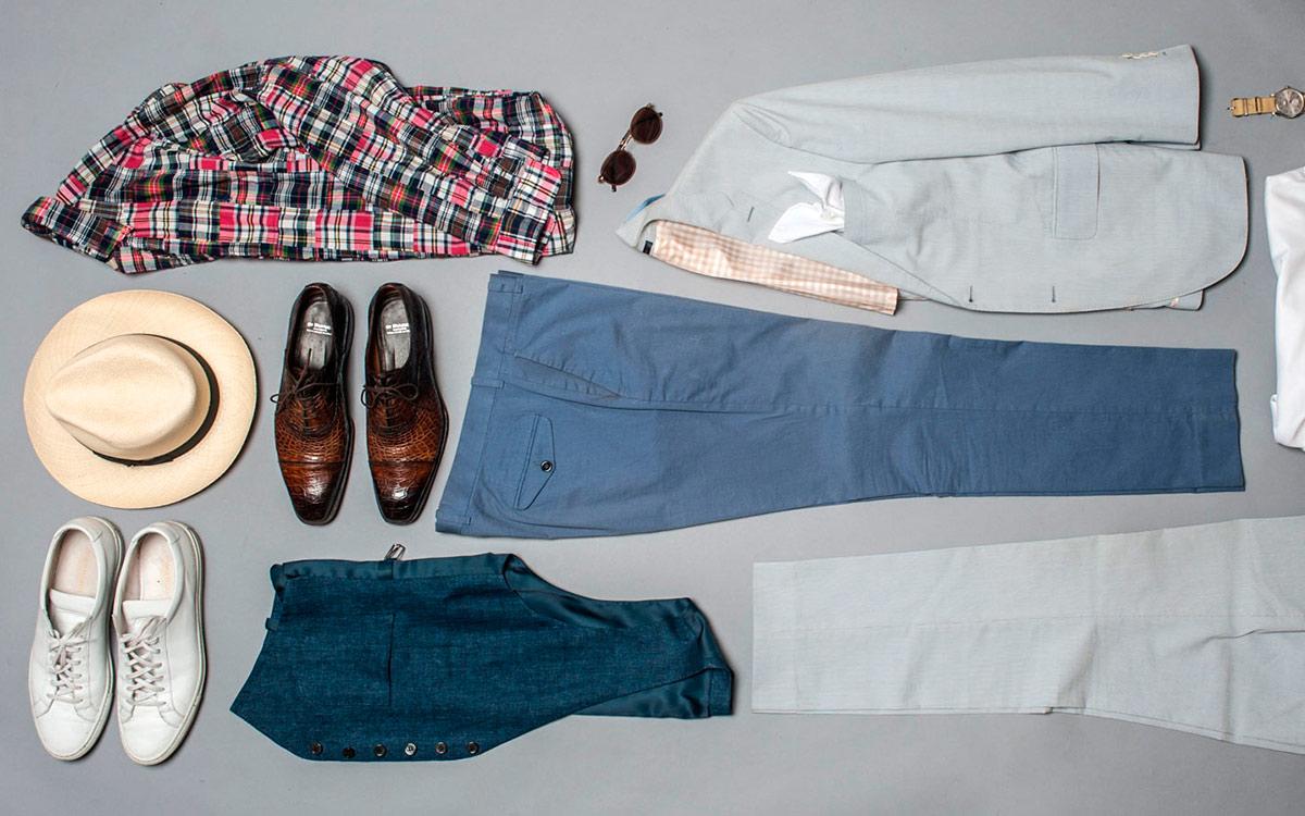 Для мужчин - Разбор гардероба