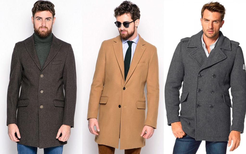 Октябрь 2016 - Мужчины в пальто