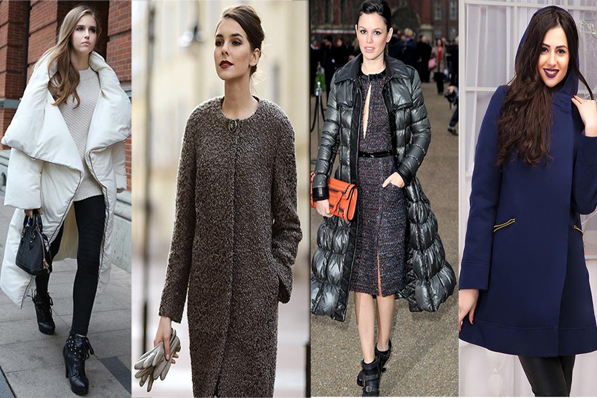 Пальто и пуховики