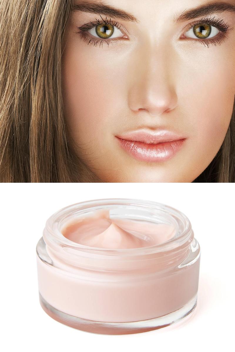 Уход за кожей, естественный макияж