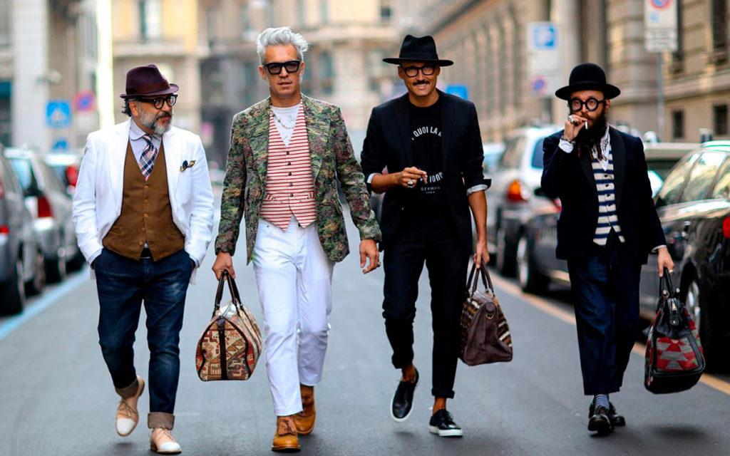 Поиск природного стиля. Стильные мужчины.