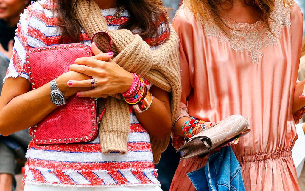Поиск природного стиля. Модные аксессуары для женщин.
