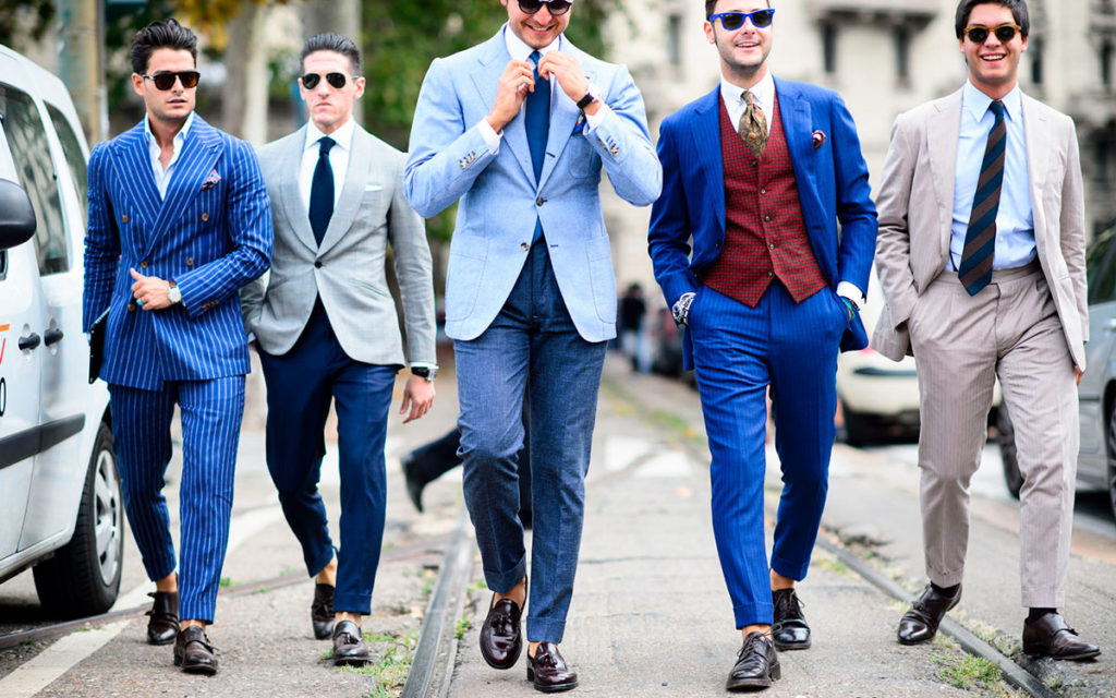 Природный стиль. Модные мужские образы.
