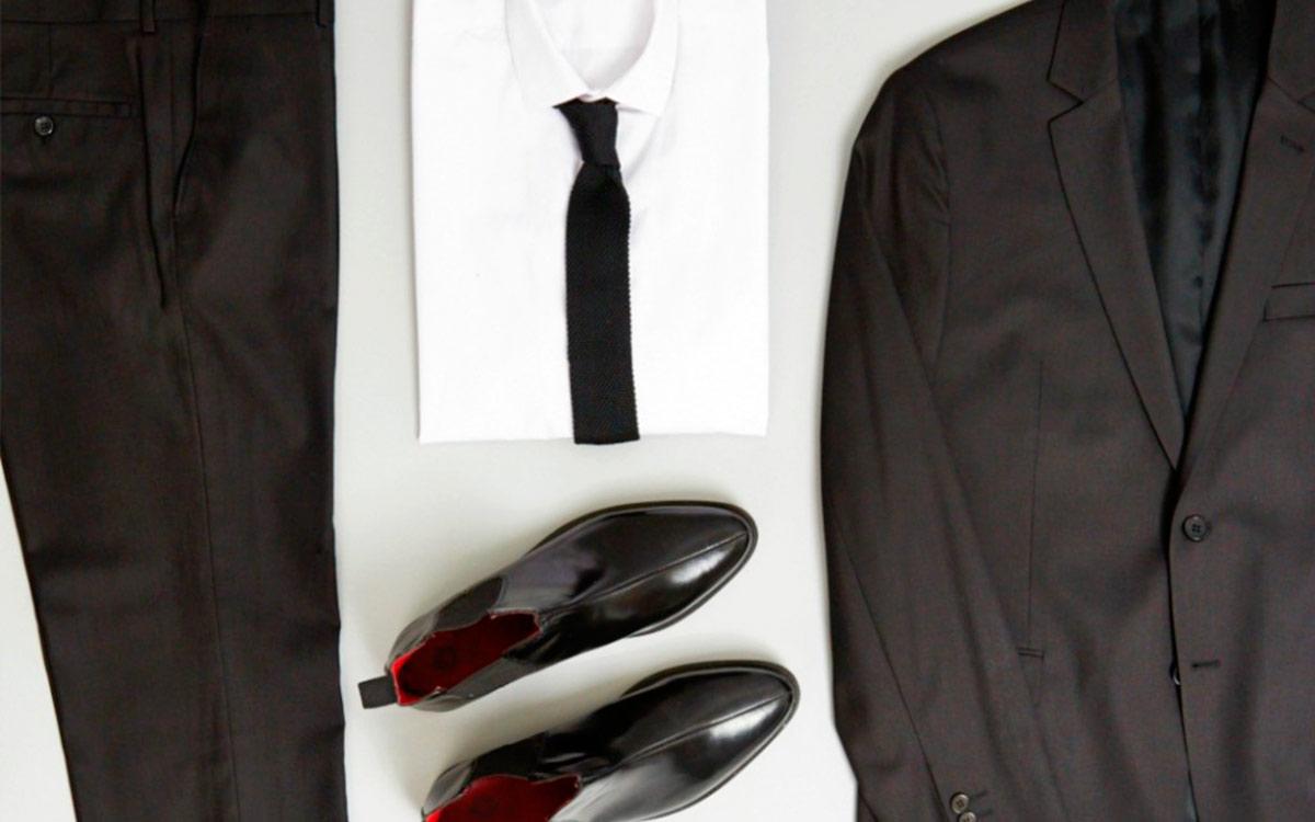 Для мужчин - Деловой костюм