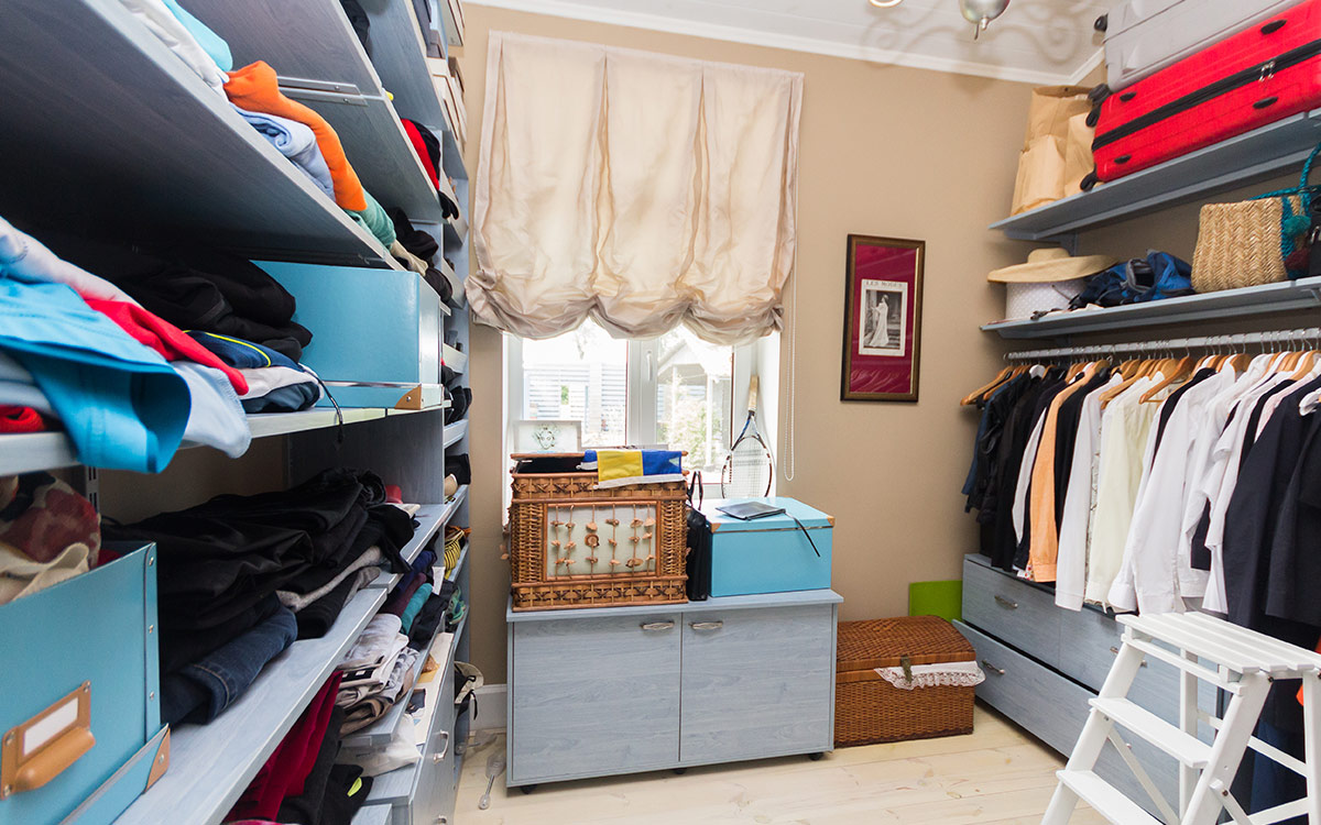 Ревизия женского гардероба