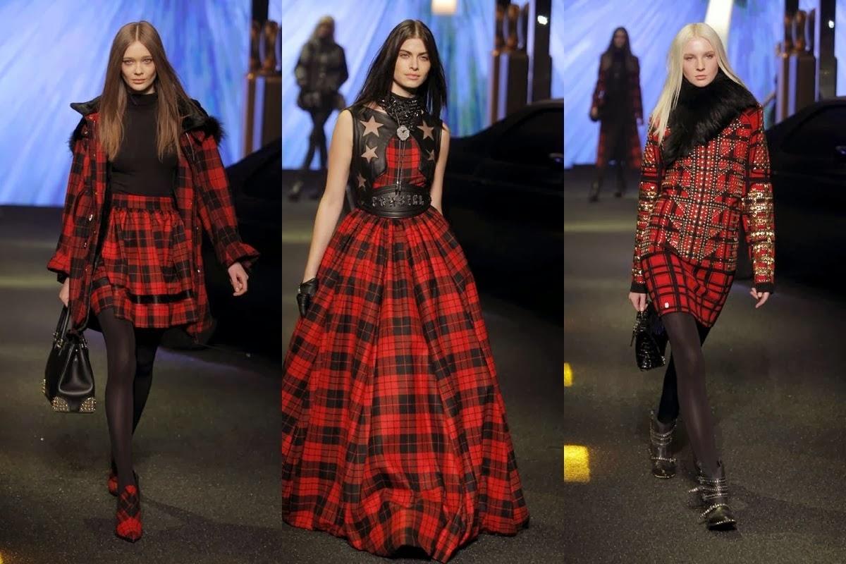 Модная клетка 2017