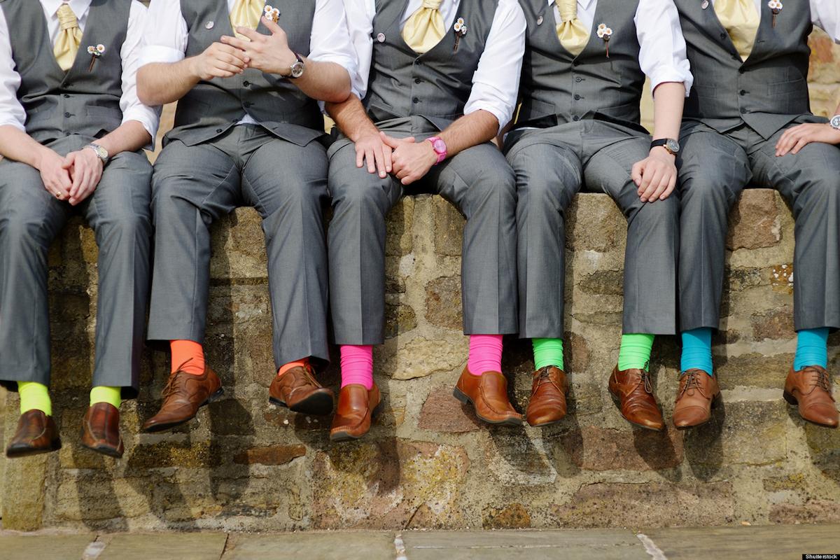 Правильно подобранные носки