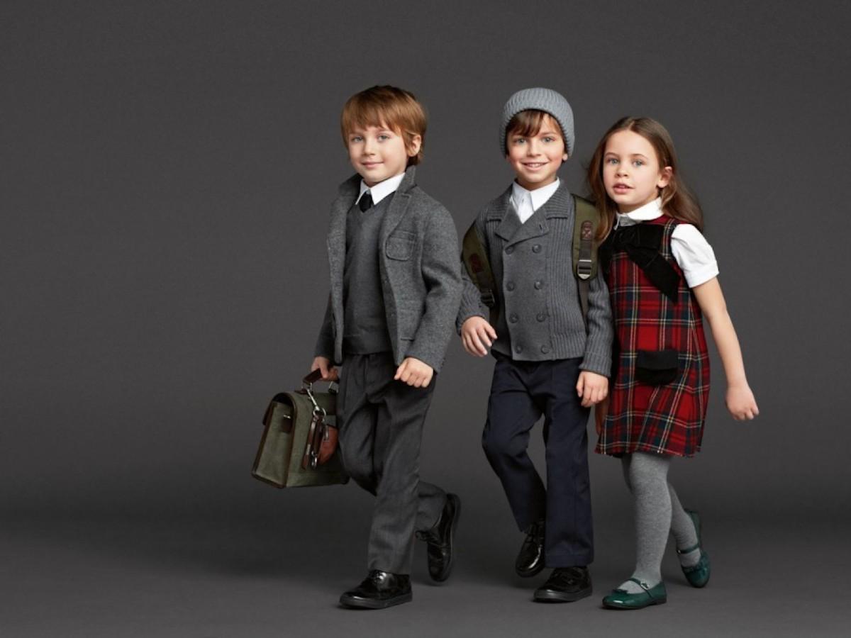 Мода для школьников